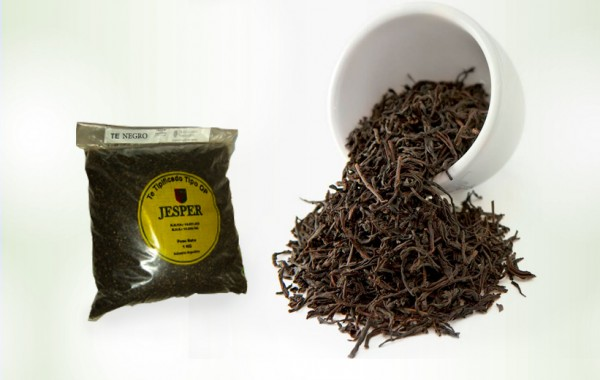 Black Tea Packaging Presentations