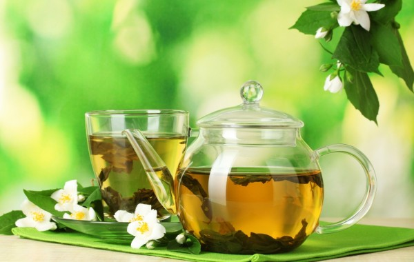 Health Benefits in Green Tea