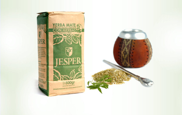Yerba Mate with Herbs