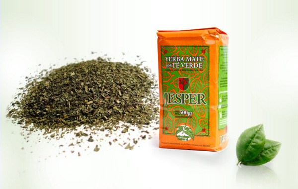 Yerba Mate with Green Tea